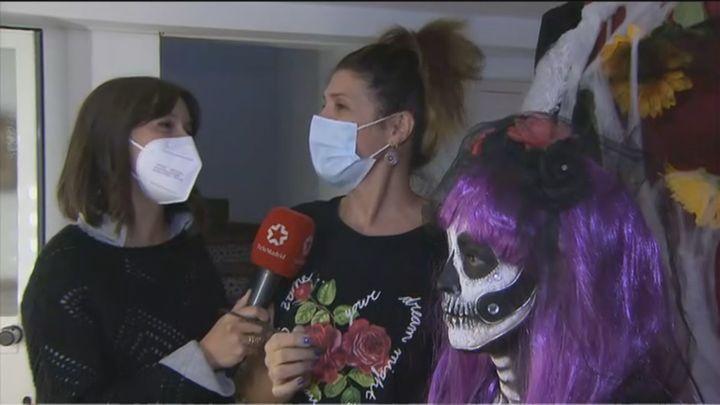 Así se realiza un maquillaje 'terrorífico' para Halloween