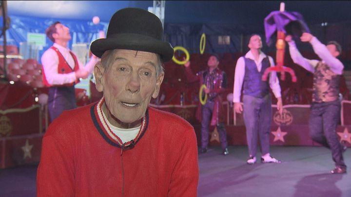 Fofito anuncia su retirada cuando el Circo Holiday llega a Madrid
